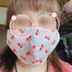マスク違うサイズをお試しで!
