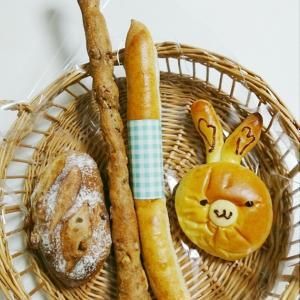 可愛くておいしいパン