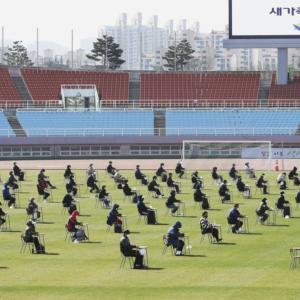 韓国の筆記試験・・・筆記試練⁉︎