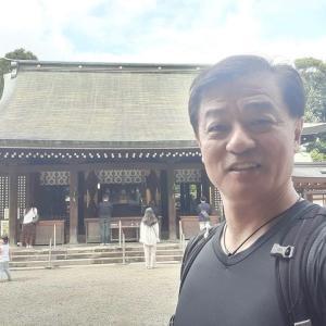 久々に大宮氷川神社へ