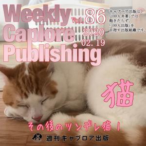 週刊キャプロア出版 第86号(2020年2月19日発売)