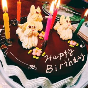 お誕生日会☆