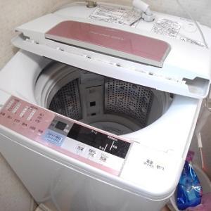 オキシクリーンと洗濯機と私。