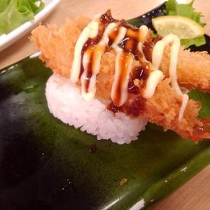 お寿司です。