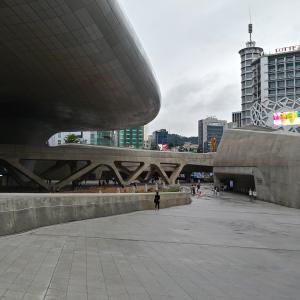 [DDP] 동대문 디자인 플라자(Dongdaemun Design Plaza, DDP)