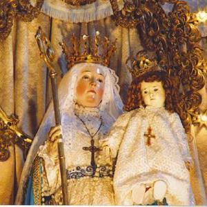 「好結果の聖母(善き出来事の聖母)とファティマの聖母」