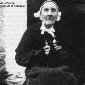 聖痕者マリー・ジュリー・ジェニー(1850-1941年)