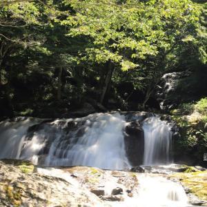 江竜田の滝自然遊歩道