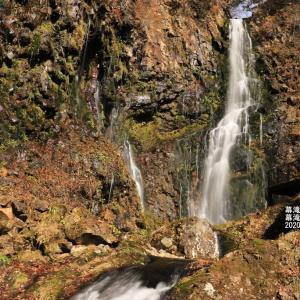 名瀑 幕滝を訪ねて   虹の滝