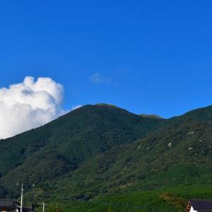 九州百名山1  福智山