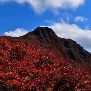 九州百名山6  大船山