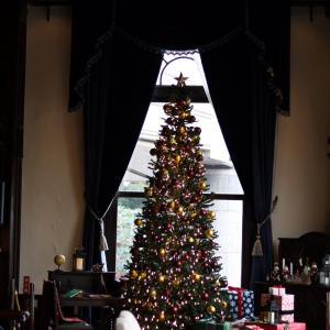 横浜ホテルニューグランドのクリスマスツリー
