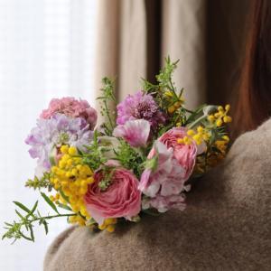 春のお花達もあと少しですよ♪