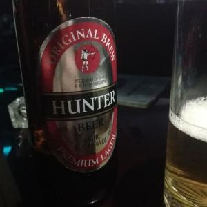 ハンター瓶ビール