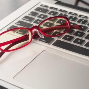 [購入]娘の眼鏡