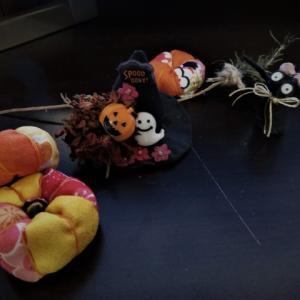 Halloween ちくちく