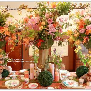 横浜山手西洋館 花と器のハーモニー2019 その1