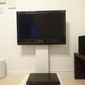 テレビの悩み~テレビを捨てるか・・・