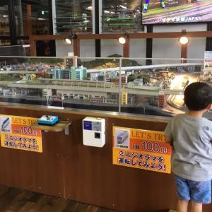 ジオラマ京都JAPANへ!  *夏休み京都鉄道旅⑩*