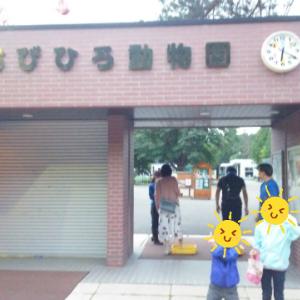 帯広動物園夜の裏側探検隊!!