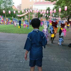 夏祭り納涼盆踊り大会