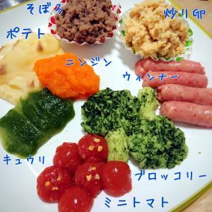 ミキサー食&ソフト食のお弁当作り