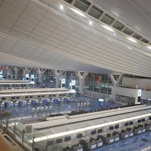 羽田空港に泊まる!