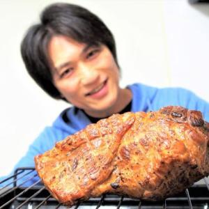 焼き豚(チャーシュー)作り大成功!の巻