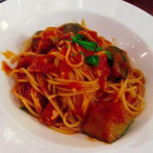 美味い!人気イタリアンTave Tabの豚バラ肉と南瓜のトマトソースパスタを紹介!