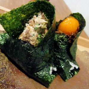 日本人でよかった!人気!むすび家の絶品とりそぼろ うめさば 卵黄じゃこ