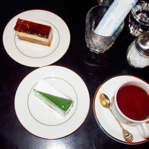お気に入りル・ヴォーグで食べ収め!抹茶オペラとサンマルクを紹介
