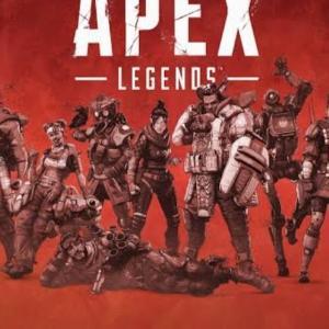最近APEXもやり始めた!
