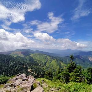 2020年山の日 志賀高原ライド・その2