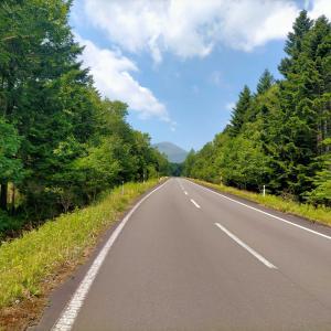 北海道自転車旅4日目・景色もグルメも美味しいとこ取り