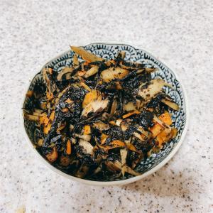 〜ひじきの煮物〜管理栄養士のガサツ飯
