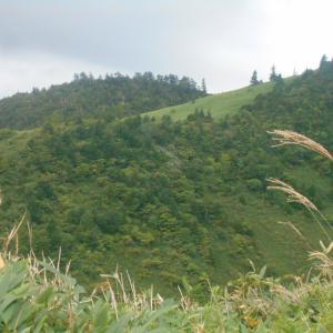 草津白根山へドライブ