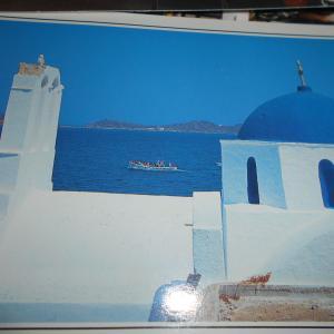 """""""青い空の白い国~Greece~"""""""