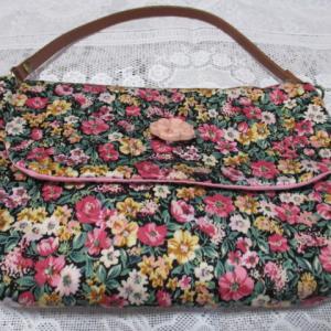 母の手紙と手作りバッグ