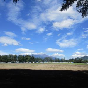 長野牧場サイクリングへ