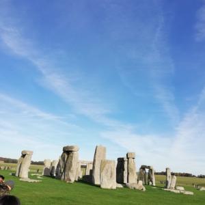 ロンドン Day5 Stonehengeでパワー注入