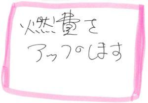 ZIL 5 燃費簿 0083 & 84 ('19. 06.24 & 27)