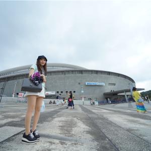 B'zのライブ8/11仙台最終日❣️ネタバレ禁止の人は見ちゃダメ‼️