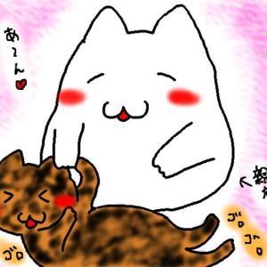 サビ猫しめじの才能。