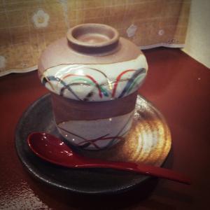 濃厚出汁でフルフルな茶碗蒸し登場!
