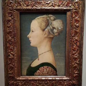 ・ ボッティチェッリとポッライオーロの作品と、パリのジャックマール-アンドレ博物館