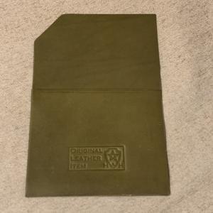 システム手帳を製作ちゅー(右ポケット その2)