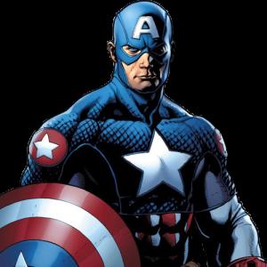 キャプテン・アメリカ VS アンティファ