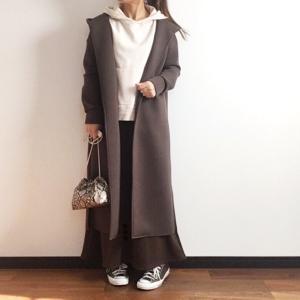 【coca】冬のスタメン間違いなし♡毛布のような暖かスカートコーデ