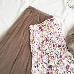 【coca】200点♡欠点が見つからない半額スカート