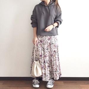【UNIQLO】購入を見送っていた人気アイテム/まさに掘り出し物なcocaスカート